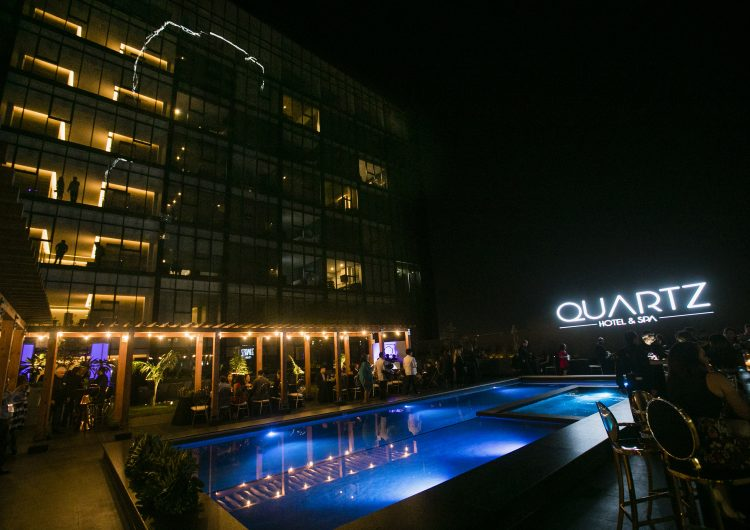Inauguran hotel Quartz; es parte de New City Medical Plaza