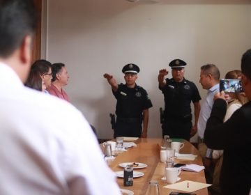 Definen a secretarios del Ayuntamiento y de Seguridad Pública en Pabellón