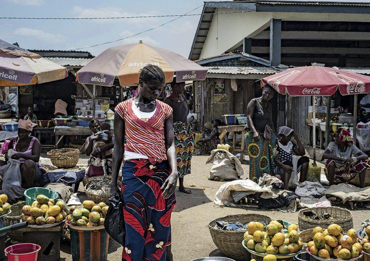 Desazón y esperanza en Sierra Leona, uno de los países más pobres del mundo