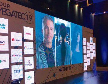 Tour Megatec 2019 presenta tendencias de tecnología en telecomunicaciones