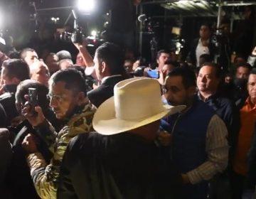 """Admite Gobierno Federal lanzamiento de gas lacrimógeno a alcaldes, pero dice… fue """"una dosis moderada"""""""