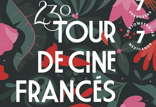 Recibe la UAA el 23° Tour de Cine Francés