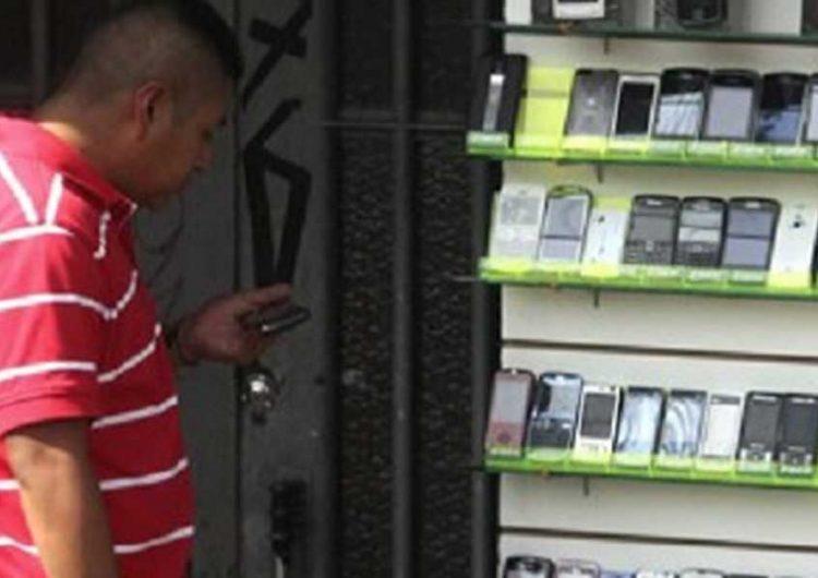 Buscan endurecer penas por robo de celulares
