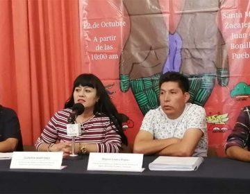 Continúan amenazas a defensores de la tierra: Conapa