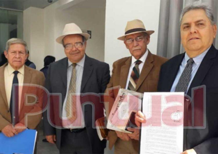 Nueva denuncia por cremación fast track de los cuerpos de RMV y MEAH