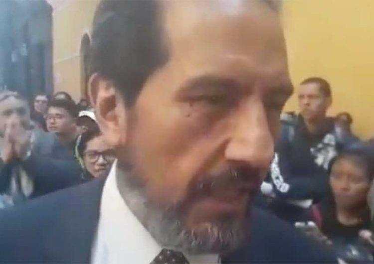 En la BUAP no hay injerencia de personas afines al morenovallismo: rector