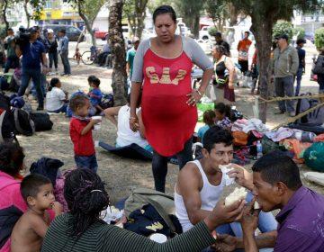 Puebla en emergencia por llegada de hondureños