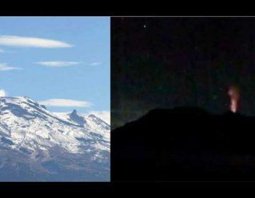Rechaza Cenapred actividad eruptiva del Volcán Iztaccíhuatl