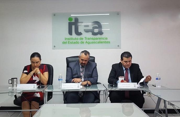 Se ponen a mano sujetos obligados en materia de transparencia en Aguascalientes