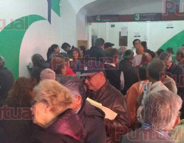 Puebla sin atrasos en pagos de 68 y Más