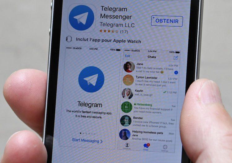 De 8chan a Telegram: La nueva plataforma de mensajes favorita de los extremistas de derecha