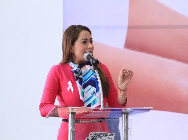 Anuncian nuevas políticas públicas para las mujeres de Aguascalientes