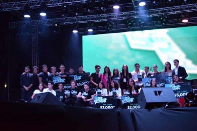 Se realizó el evento UP Talent 2019 con gran éxito