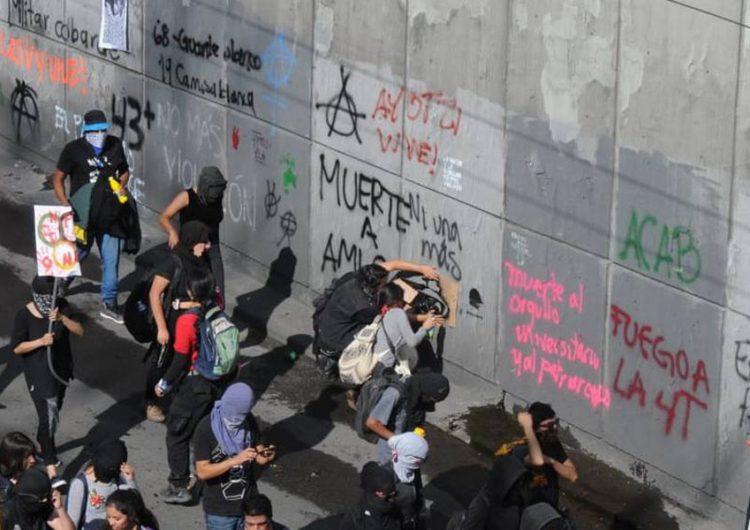 Actos vandálicos demuestran impunidad en Puebla