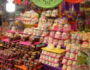 Día de Muertos, respiro para pequeños comerciantes: Canacope