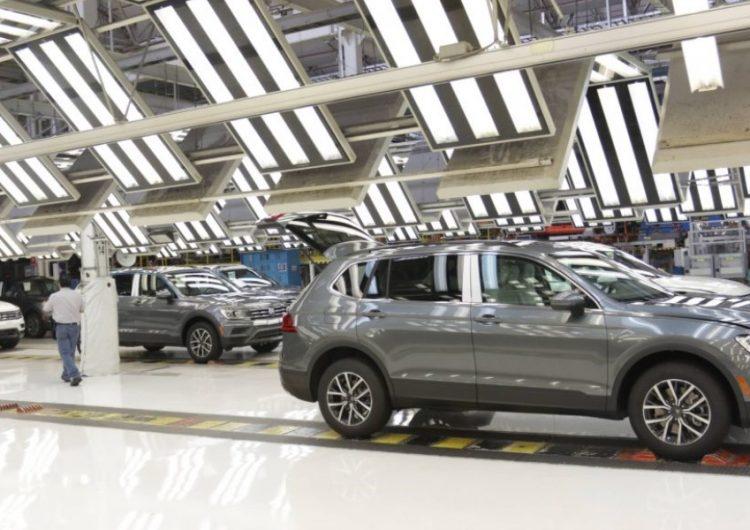 Volkswagen de México produce un auto por minuto