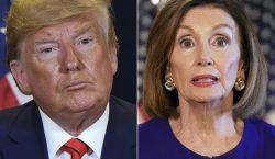 Trump asegura que Nancy Pelosi no aprobará el acuerdo comercial…
