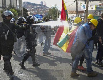Canciller de Bolivia denuncia ante la OEA un golpe de Estado tras la reelección de Evo Morales