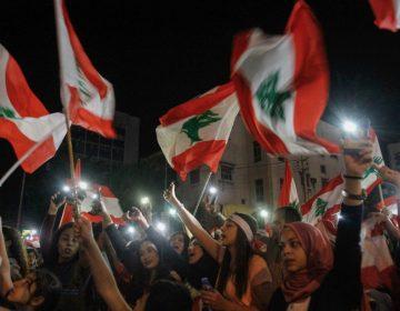 Libaneses mantienen sus protestas para exigir nuevo gobierno