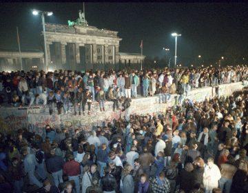 En fotos: Alemania recuerda los 30 años de la caída del Muro de Berlín en un ambiente de discordia