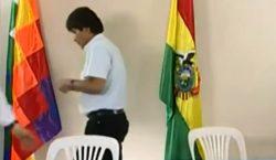Bolivia queda acéfala tras renuncia de Morales, vicepresidente y presidentes…