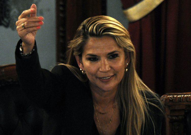 Estos son los países que reconocen a Jeanine Áñez como presidenta interina de Bolivia