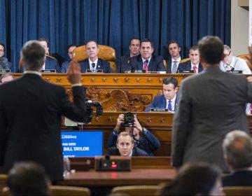 Comienzan audiencias públicas en el Congreso de EU para un juicio político de Trump