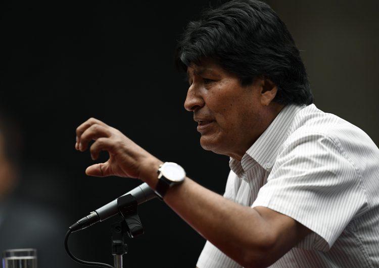 México-Bolivia-crisis-golpe de estado-asilo político-evo morales