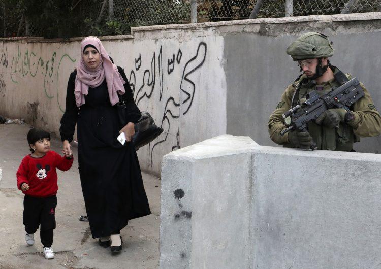 Israel-Palestina-Cisjordania-territorios ocupados