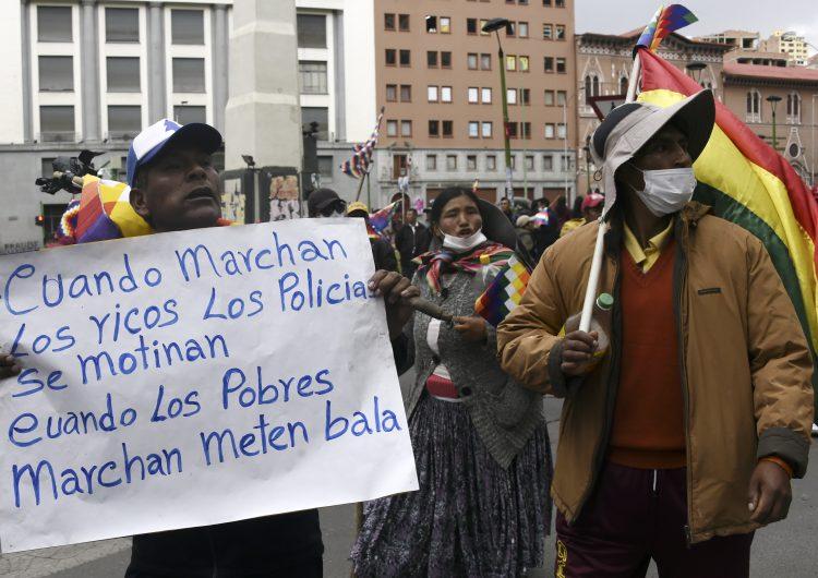Bolivia-Morales-crisis política-protestas