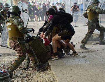 22 muertos y alerta sanitaria en más de tres semanas de protestas en Chile