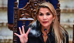 Presidenta interina de Bolivia expulsa a los diplomáticos venezolanos y…