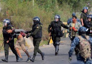 Nueve muertos durante protesta en Bolivia; CIDH condena uso de la fuerza