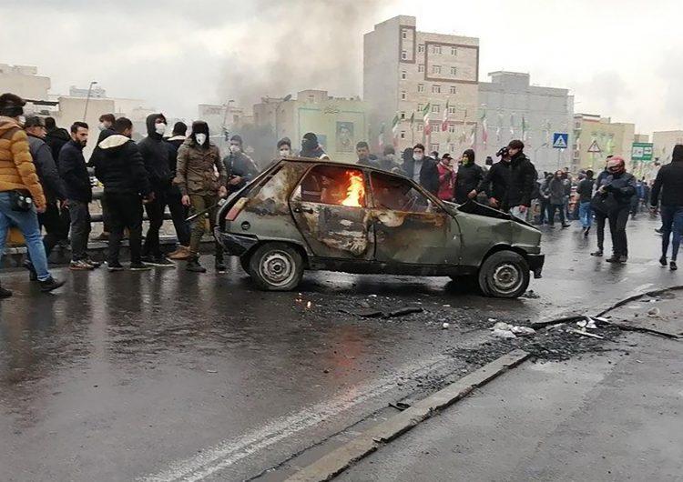 Más de 100 manifestantes podrían haber muerto en Irán, según Amnistía Internacional