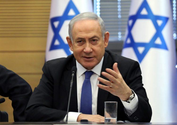 Justicia de Israel acusa a Netanyahu de corrupción, fraude y abuso de confianza