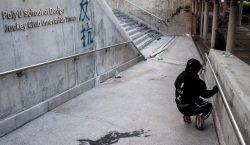 Niño de 12 años es acusado de vandalismo por un…
