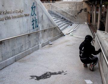 Niño de 12 años es acusado de vandalismo por un tribunal de Hong Kong