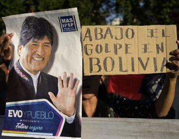 Hijos de Evo Morales salen de Bolivia rumbo Argentina, informa gobierno interino