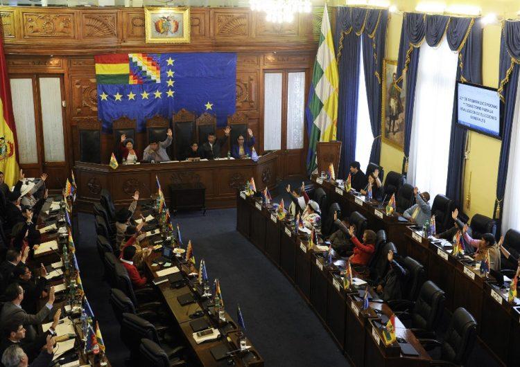 Senado de Bolivia aprueba realizar nuevas elecciones generales sin Evo Morales como candidato