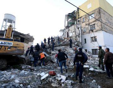 Sismo de 6.4 deja al menos 16 muertos y centenares de heridos en Albania