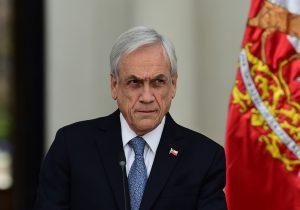 """Enfrentamos un enemigo con """"maldad sin límite"""", dice Piñera sobre protestas sociales"""