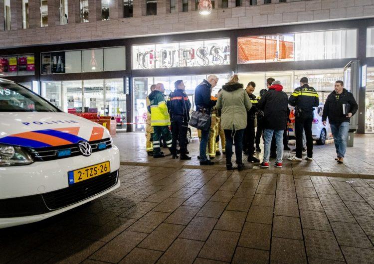 Policía holandesa detiene a sospechoso de ataques en La Haya