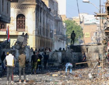 Irak: 16 heridos en protestas a un día de la dimisión del primer ministro Adel Abdul Mahdi