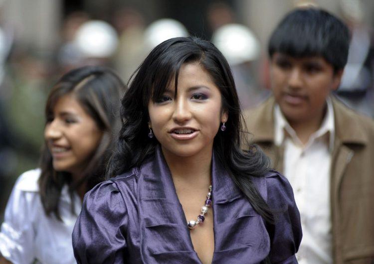 Evaliz Morales, hija de Evo Morales, no buscará asilo político en México