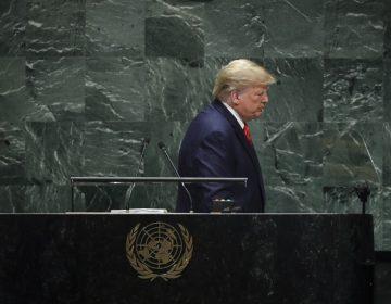 Estados Unidos formaliza ante la ONU su retiro del Acuerdo de París