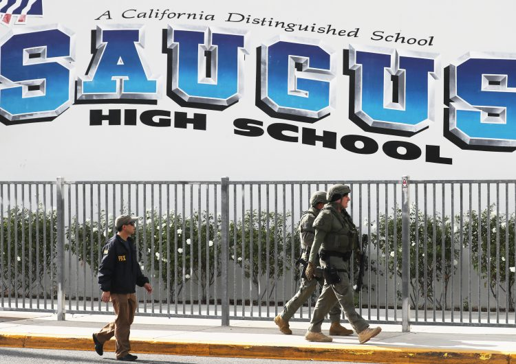 Santa Clarita-tiroteo-California-escuela