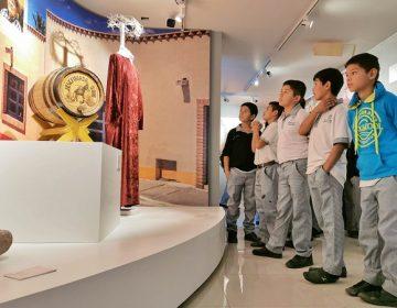 Inician recorridos escolares en el Museo Nacional de Pueblos Mágicos en Calvillo