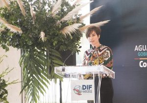 Rindió DIF Estatal de Aguascalientes su tercer informe de actividades