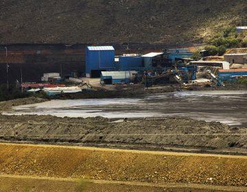 Minas acaban con el agua de Tepezalá