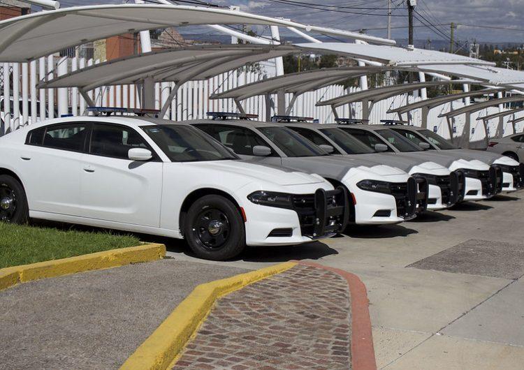 Llegarán 160 nuevas patrullas para Aguascalientes en diciembre